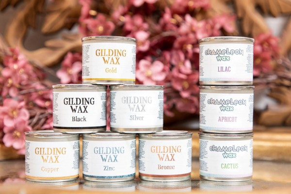 Gilding Wax - Dixie Belle Paint