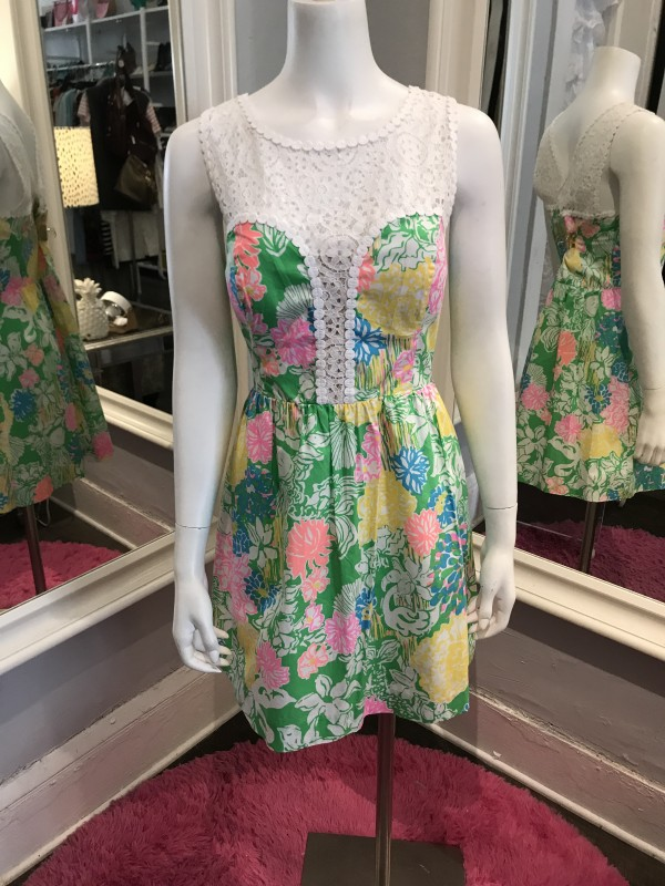NWT Lilly Pulitzer size 10 Raegan Dress