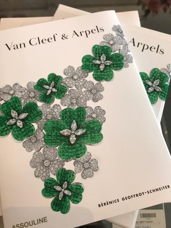 Van Cleef & Arpels book