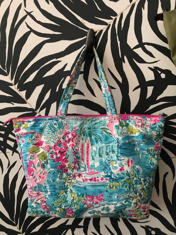 Lilly Pulitzer Overnight Bag