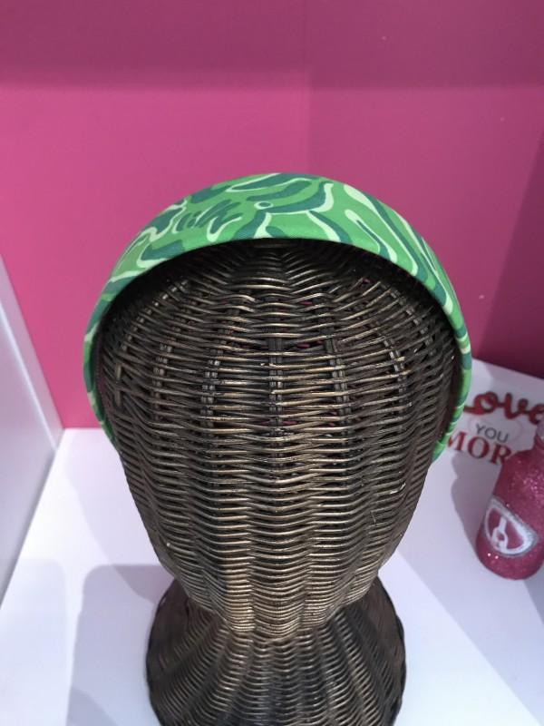 Lilly Pulitzer Green headband