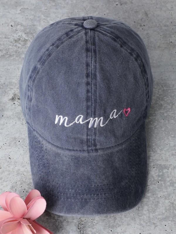 GLH- Mama Heart Hat
