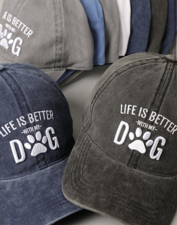 GLH- Better With My Dog Hat