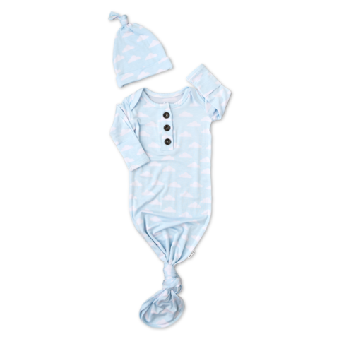 JAZ-Andy Clouds Gown w/Hat