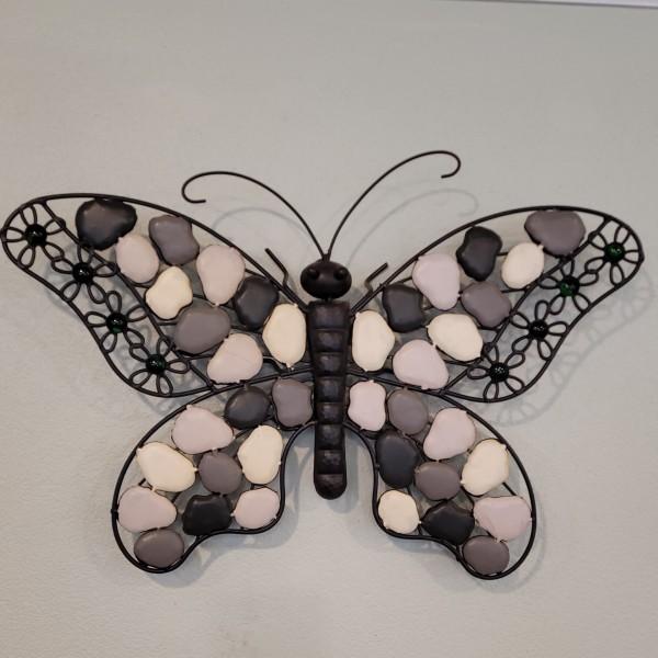 Grayscale Butterfly