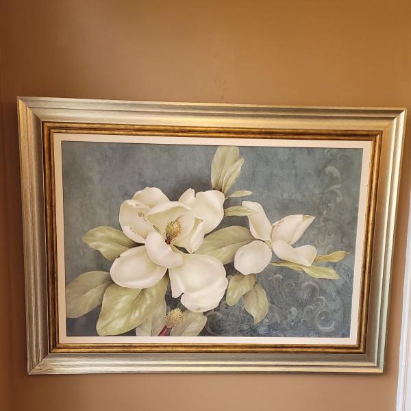 Rebecca Baer Magnolia Print