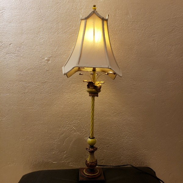Tall Lamp w/shade