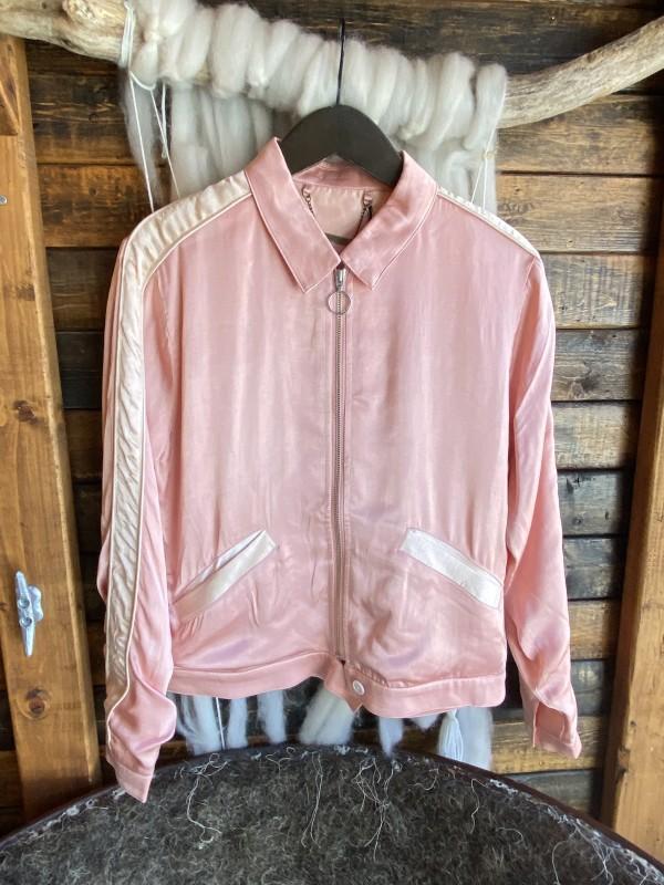 Capulet Pink Two Tone Americano Jacket