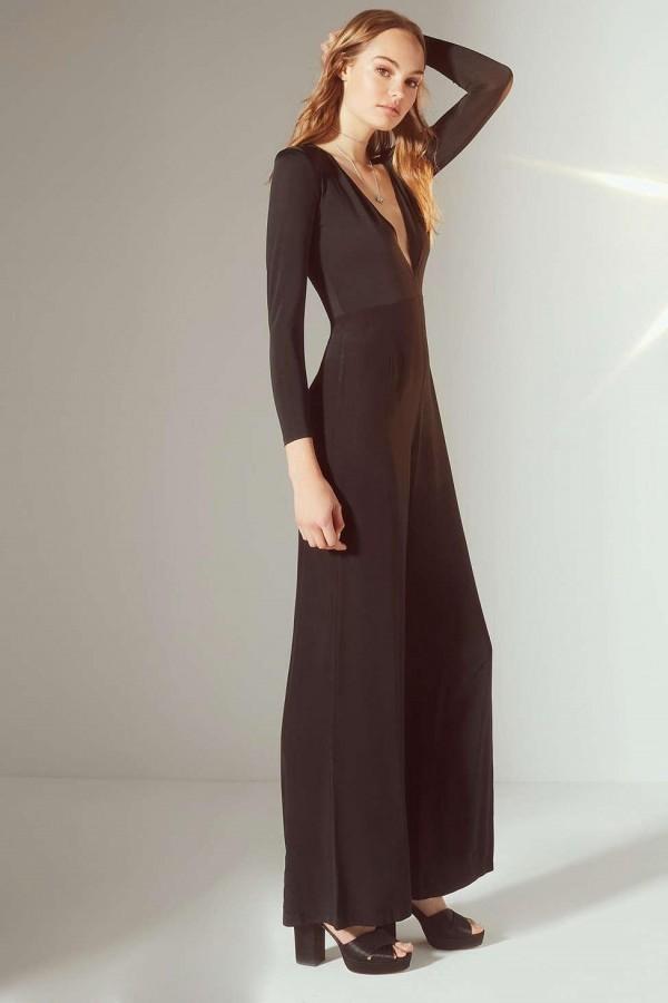 Capulet black lana jumpsuit