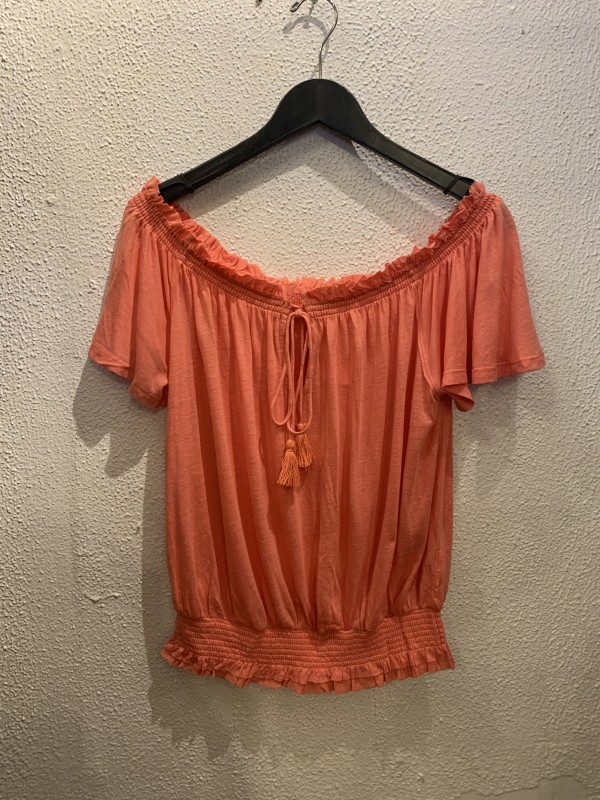 Free people movement peach top