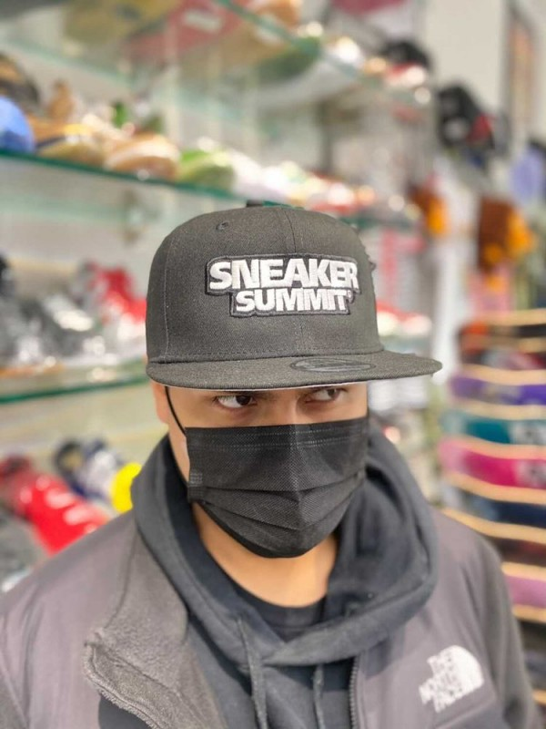SNEAKER SUMMIT X NEW ERA SNAPBACK CAP