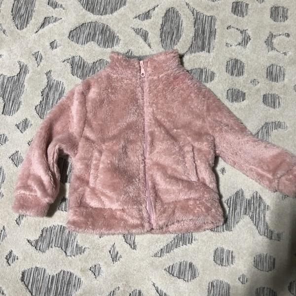 Toddlers Teddy Fleece Jacket