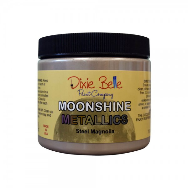 Moonshine Metallic Paint - Steel Magnolia