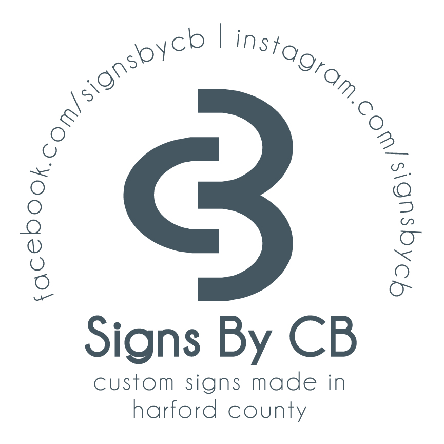 Signs by CB