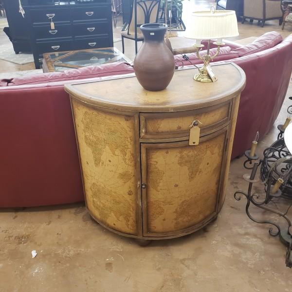 Globe Sofa Table
