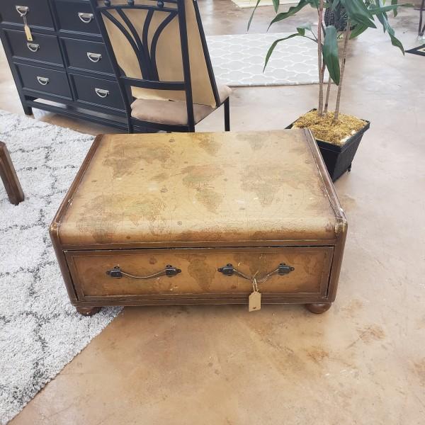 Globe Trunk Coffee Table