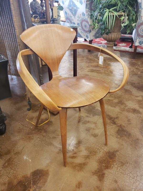 Authentic Plycraft Original Pretzel Chair
