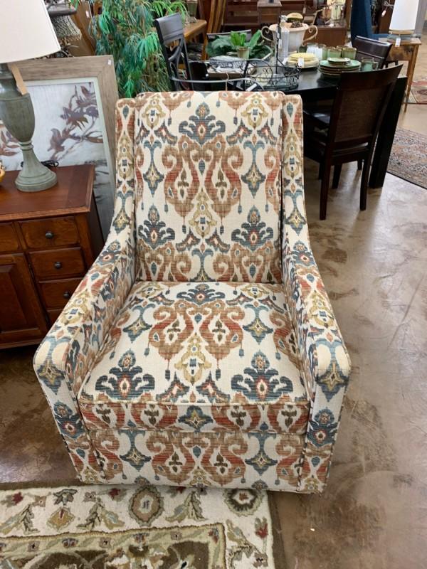 Norwalk Swivel Chair