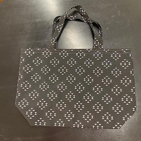 Reversible Bag - Black & White