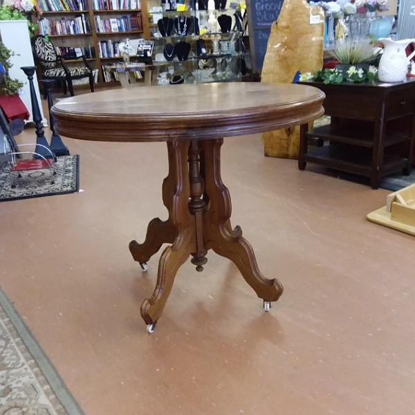 Table - Oval, antique