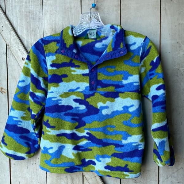 L.L.Bean Pullover Fleece Jacket - Kids' 6X/7