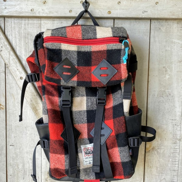 Topo Designs x Woolrich Klettersack Backpack SOLD