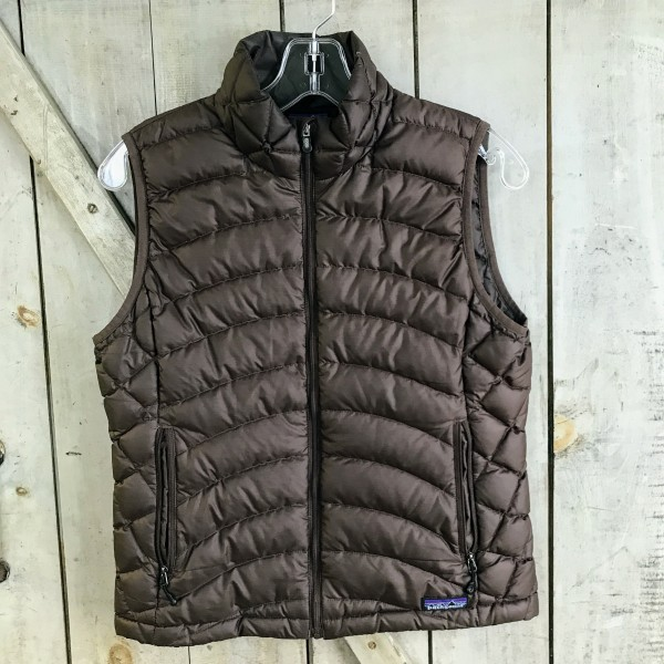 Patagonia Down Sweater Vest - W's S