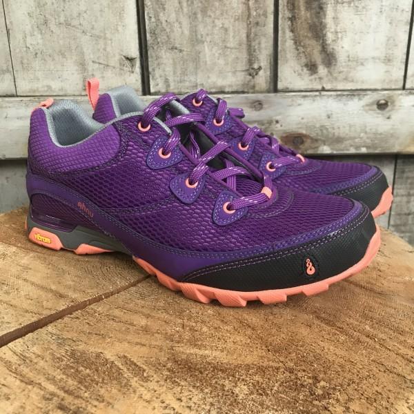 Ahnu Sugarpine Air Mesh Hiking Shoes - W's 8