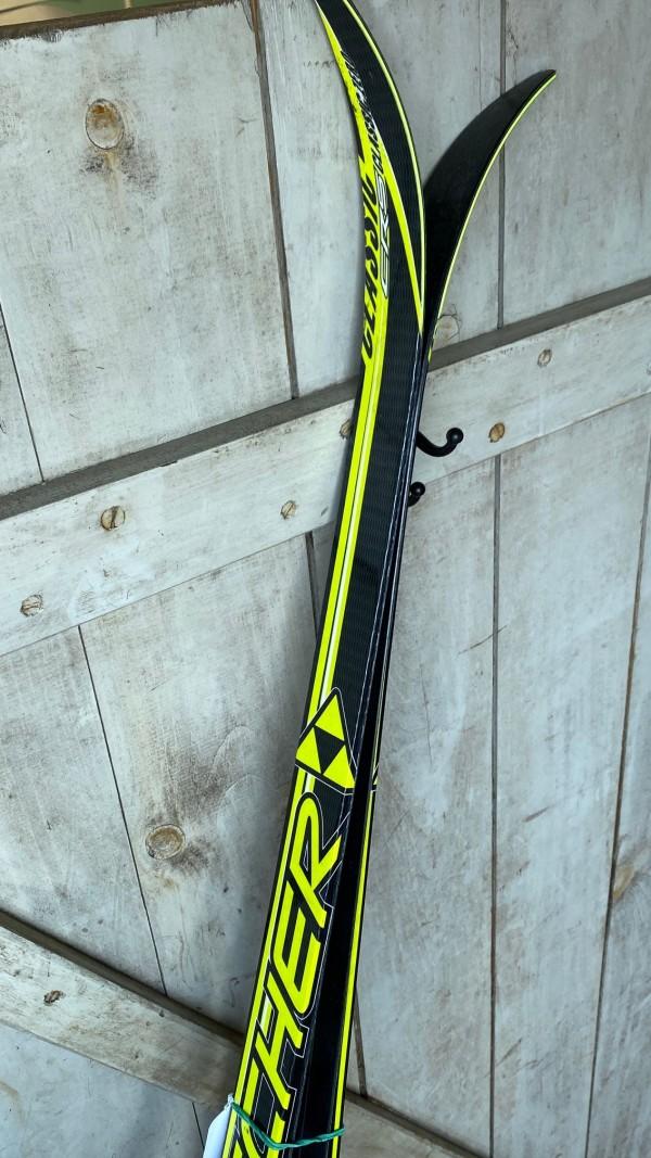 Fischer CRS Classic Zero XC Skis - 202cm