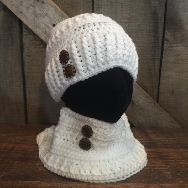 Clothing ~ Hat ~ Headband & Scarf Sets
