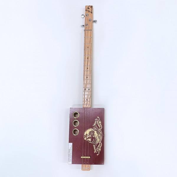 Sweet Jane 3-String Cigar Box Guitar (FPG-020)