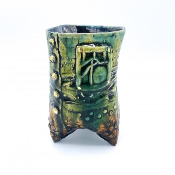 Textured Vase (CWT-031)