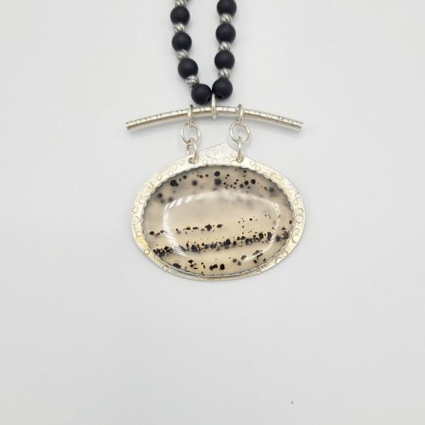 Dalmation Necklace (ET-101)