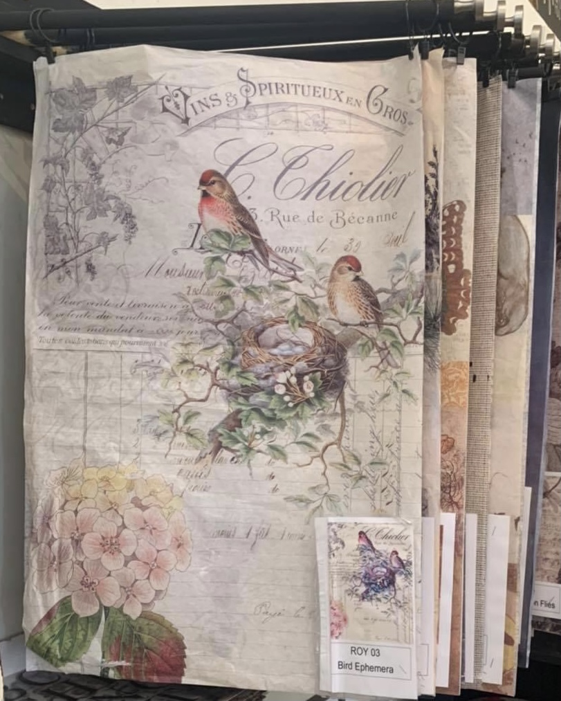 Decoupage Papers by Roycycled Treasures