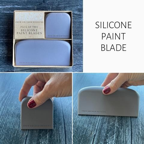 IOD - Misc - Silicone Paint Blades