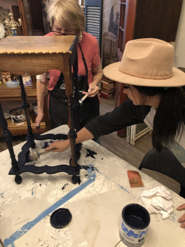 July 24th - Annie Sloan Bring Your Own Piece Class