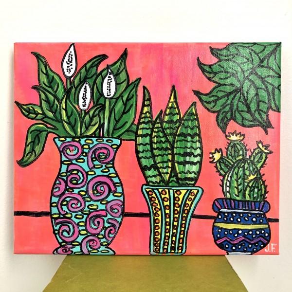 PLANTS! - 8x10