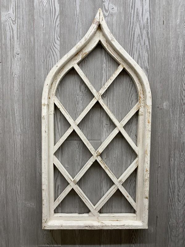 White Aladin  Arch 16.5 x 34