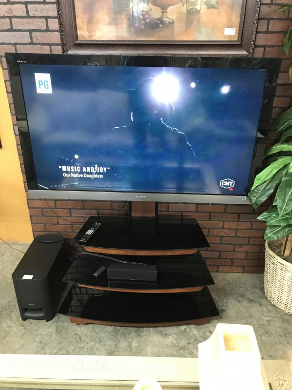 "Sony KDL-55EX500 55"" LED TV w/Stand"