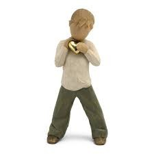 Willow Tree® Heart of Gold Figurine