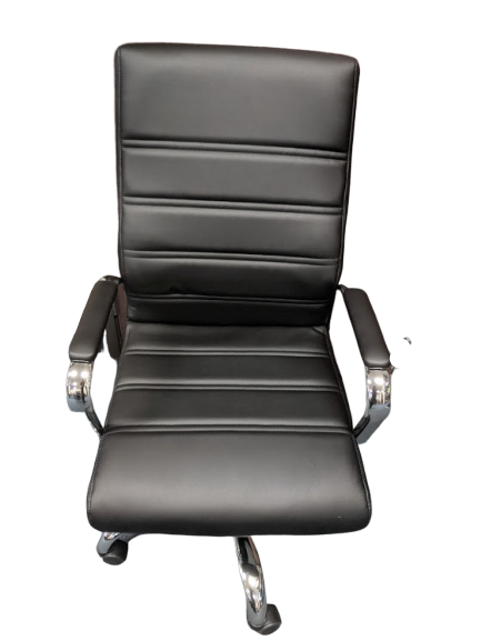 High Back Swivel with Wheels Ergonomic Executive Chair