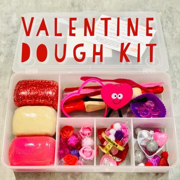 Valentine Sensory Dough Kit
