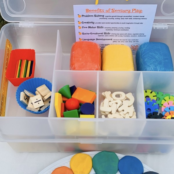 Sensory Dough Kits