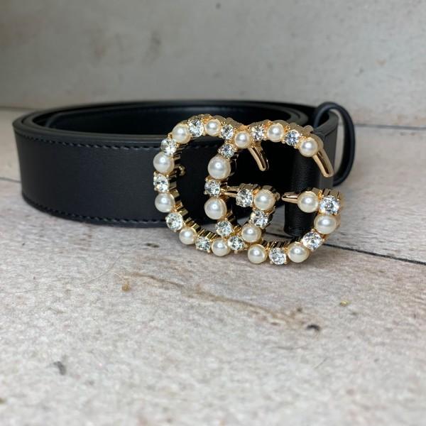 Rhinestone Fashion Belt