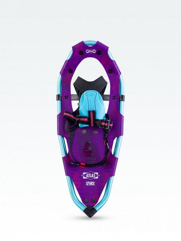 Atlas Spark 20 Purple Snowshoe