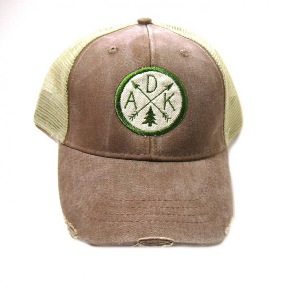 Adirondacks Arrow Trucker Hat