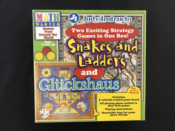 Snakes and Ladders and Gluchshaus
