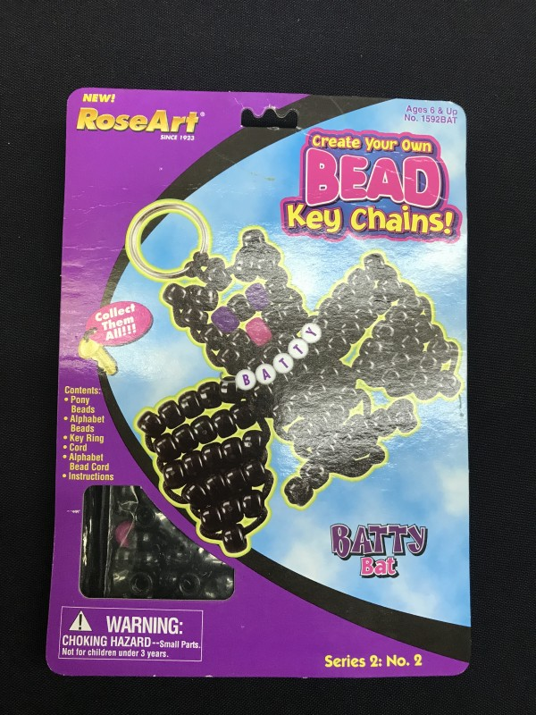 Create Your Own Bead Key Chains