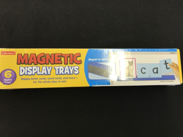 Magnetic Display Trays