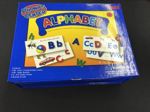 Alphabet Phonics Center